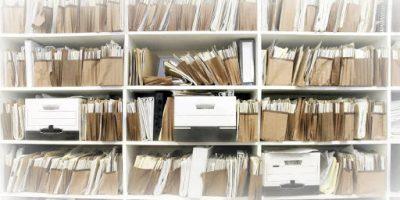 evidence files