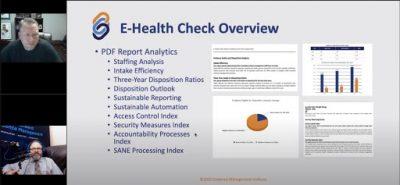 e health check